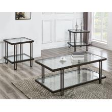 Alley 3-Pack Set (Set Includes Cocktail & 2 End Tables)