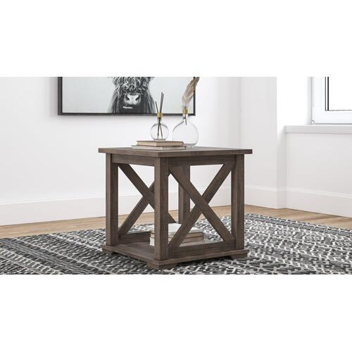 Arlenbry End Table