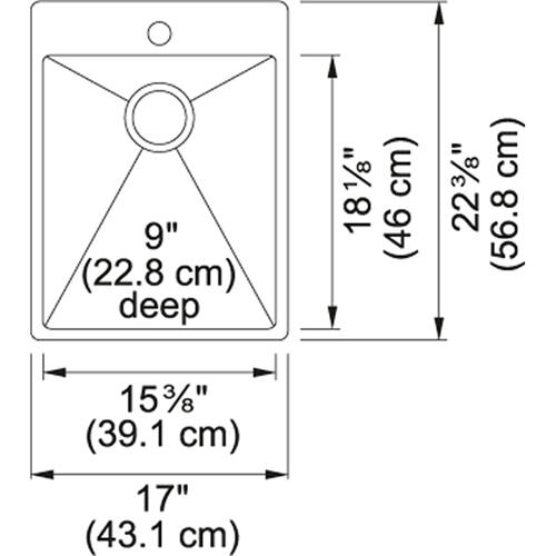 Vector HTS1722-1KIT Stainless Steel