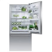 "Freestanding Refrigerator Freezer, 32"", 17.1 cu ft, Ice & Water"