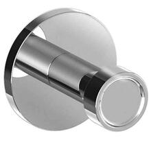 Stoic Robe Hook - Polished Chrome