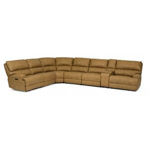 Floyd Power Reclining Sectional with Power Headrests
