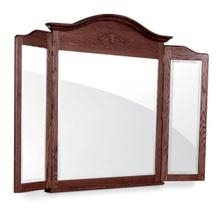 View Product - Arch Top Tri-View Mirror, 63 'w x 45 'h