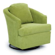 AIMEE Swivel Barrel Chair