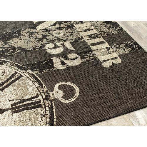Alpha 4623 Black Sand 6 x 8