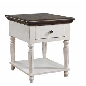 Vintage Estates End Table (rta)