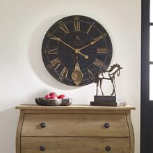 "Bond Street 30"" Wall Clock"