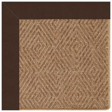 Islamorada-Diamond Canvas Bay Brown