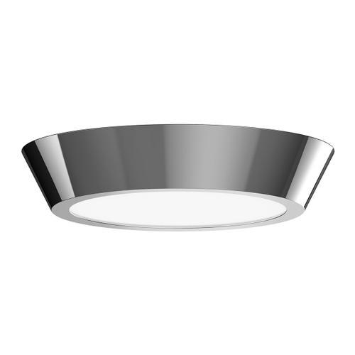 "Sonneman - A Way of Light - Oculus LED Surface Mount [Size=13"", Color/Finish=Polished Nickel]"