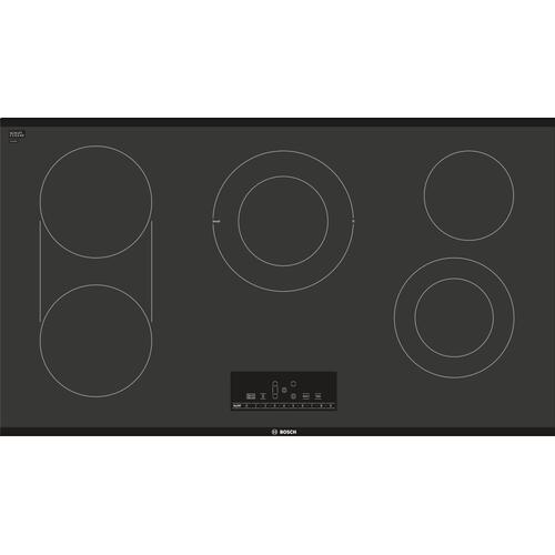 800 Series Electric Cooktop 36'' Black NET8668UC