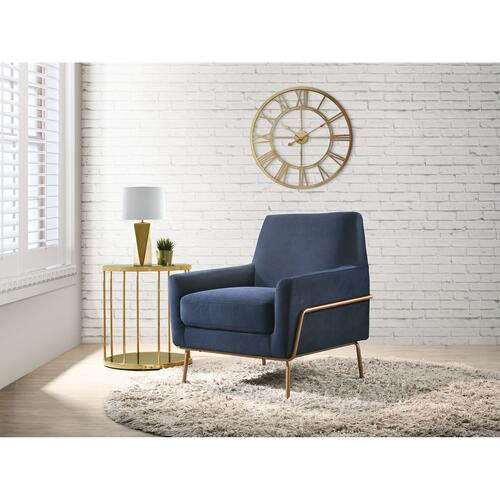 Lampur Modern Accent Arm Chair