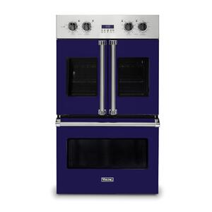 """Viking 30"""" Electric Double French-Door Oven - Vdof Viking 7 Series"""