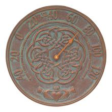 Celtic Knot Outdoor Thermometer