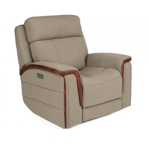 Snyder Power Recliner with Power Headrest