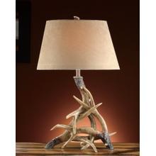 See Details - Deer Shed Table Lamp