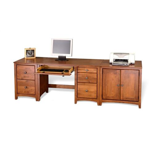 Student Desk and Storage