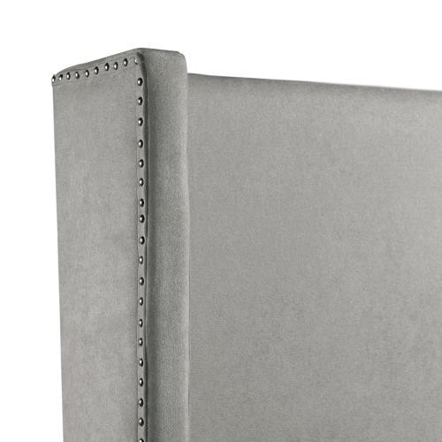 Magnolia King Bed Boulder Grey