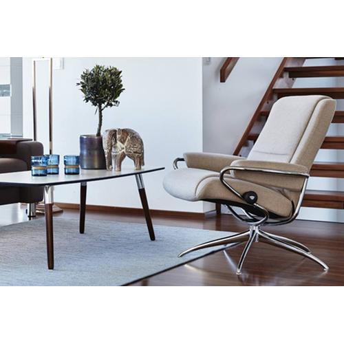 Stressless By Ekornes - Stressless Paris chair low back standard base