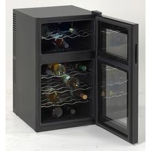 Model EWC2410DZ - Deluxe Dual Zone Wine Cooler