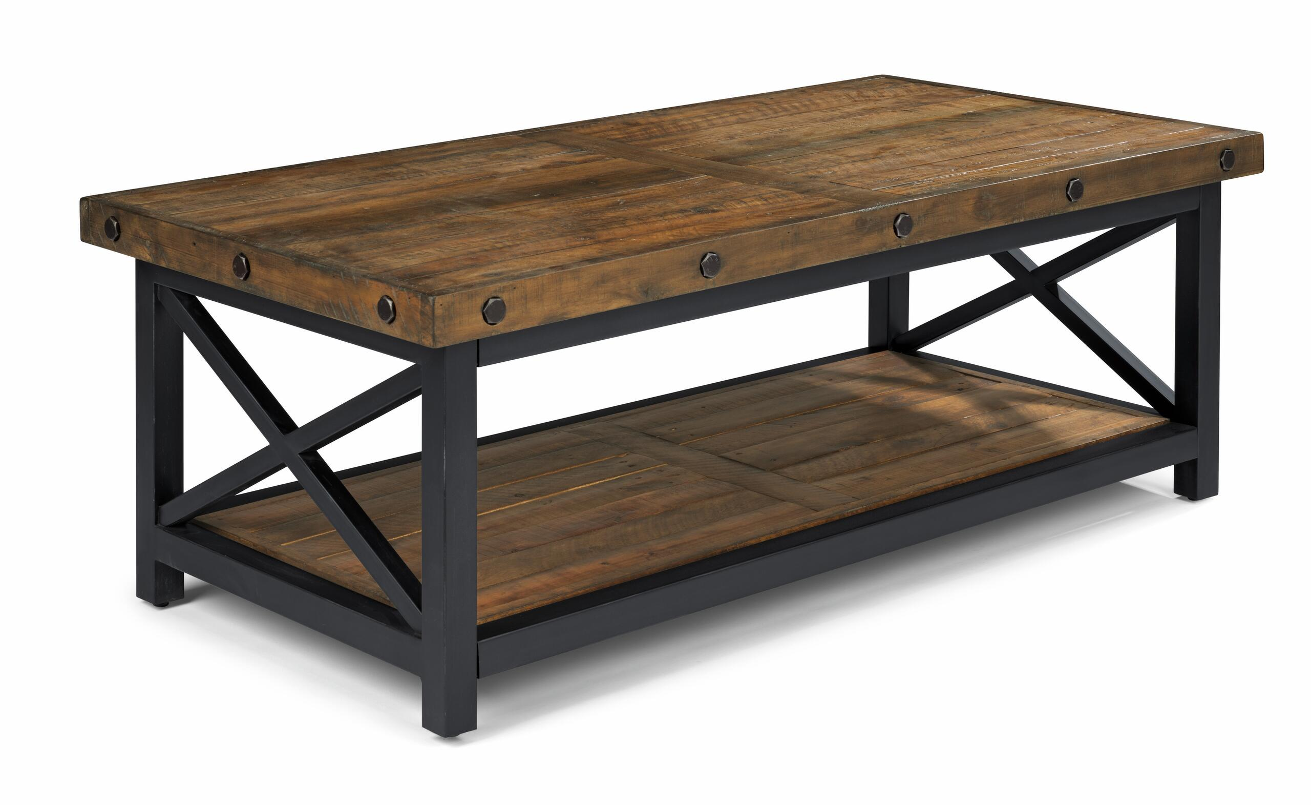 FlexsteelCarpenter Rectangular Coffee Table