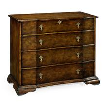 Dutch style large chest of four drawers
