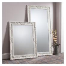 GA Hampshire Rectangle Mirror Cream