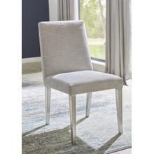 See Details - Omnia Chair-Silver