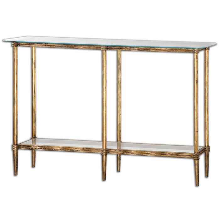 Uttermost - Elenio Console Table