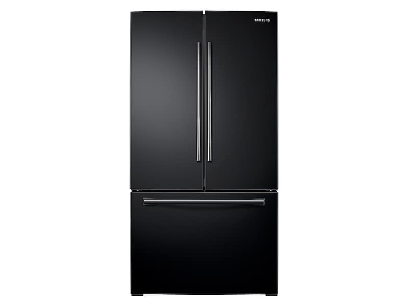 26 cu. ft. French Door Refrigerator with Twin Cooling Plus™ in Black