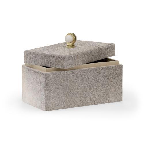 Hyde Lodge Box - Gray