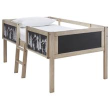 Wrenalyn Twin Loft Bed Frame