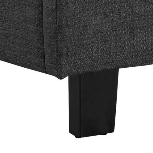 Elements - Erica Upholstered Twin Platform Bed