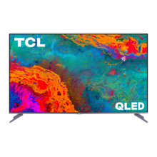 "TCL 65"" Class 5-Series 4K QLED Dolby Vision HDR Smart Roku TV - 65S535"