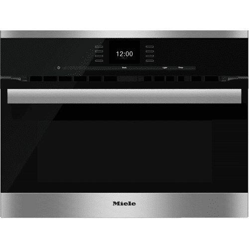 24 Inch Speed Oven with combi-modes and Roast probe for precise-temperature cooking.
