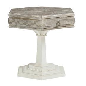 Summer Creek Turtle Island Lamp Table