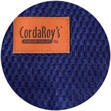 Cover for Pillow Pod or Footstool - Chenille - Navy