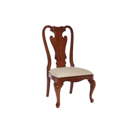 Splat Back Side Chair-kd