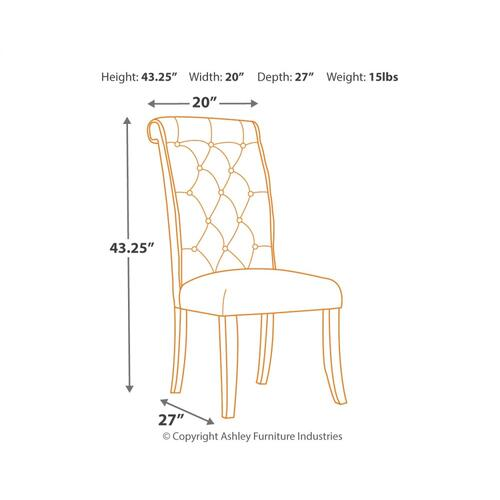 Tripton Single Dining Chair