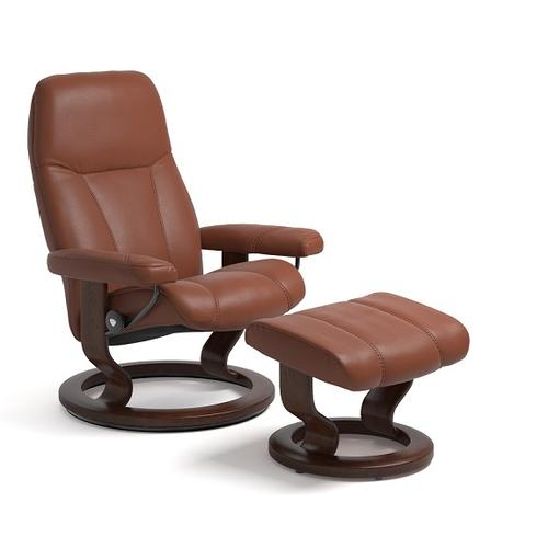 Stressless By Ekornes - Stressless Consul (M) Classic chair