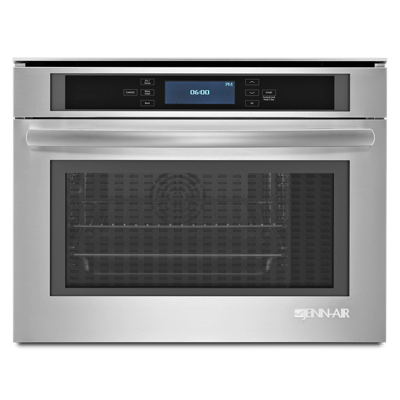 """JennairEuro-Style 24"""" Steam And Convection Wall Oven"""