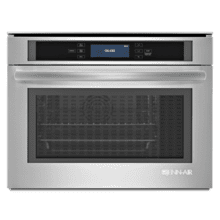 "OPEN BOX Euro-Style 24"" Steam and Convection Wall Oven"