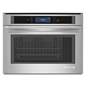 "Jenn-AirEuro-Style 24"" Steam and Convection Wall Oven"