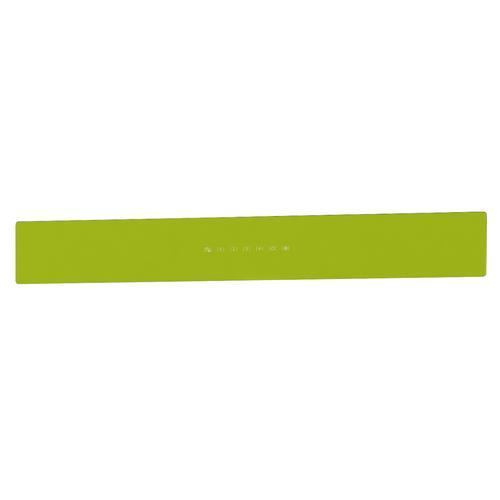 BEST Range Hoods - UCB3 30'' Front Glass Panel Lime