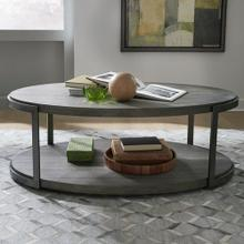 View Product - Oval Cocktail Table Top
