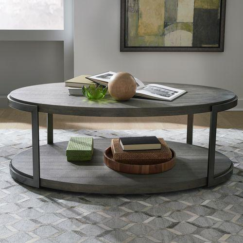 Oval Cocktail Table Top