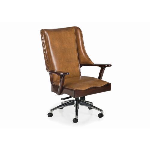 Braiding Swivel Tilt Chair
