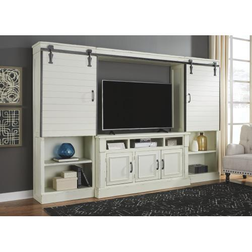 Blinton 4-piece Entertainment Center