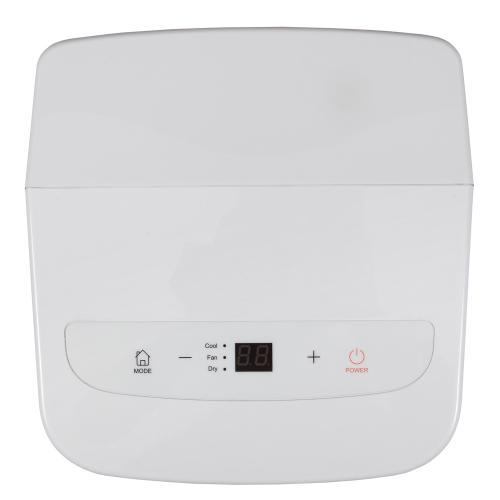 Magic Chef - 8,000 BTU Portable Air Conditioner