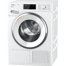 Miele TWI180WP   Eco&Steam WiFiConn@ct - T1 Heat-pump tumble dryer with WiFiConn@ct, FragranceDos, and SteamFinish.