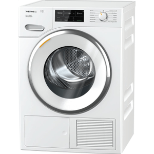 MieleTWI 180 WP Eco & Steam WiFiConn@ct - T1 Heat-pump tumble dryer with WiFiConn@ct, FragranceDos, and SteamFinish.